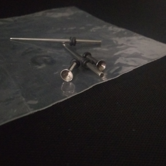 Jewelry - These are some nice punk rock ear plugs